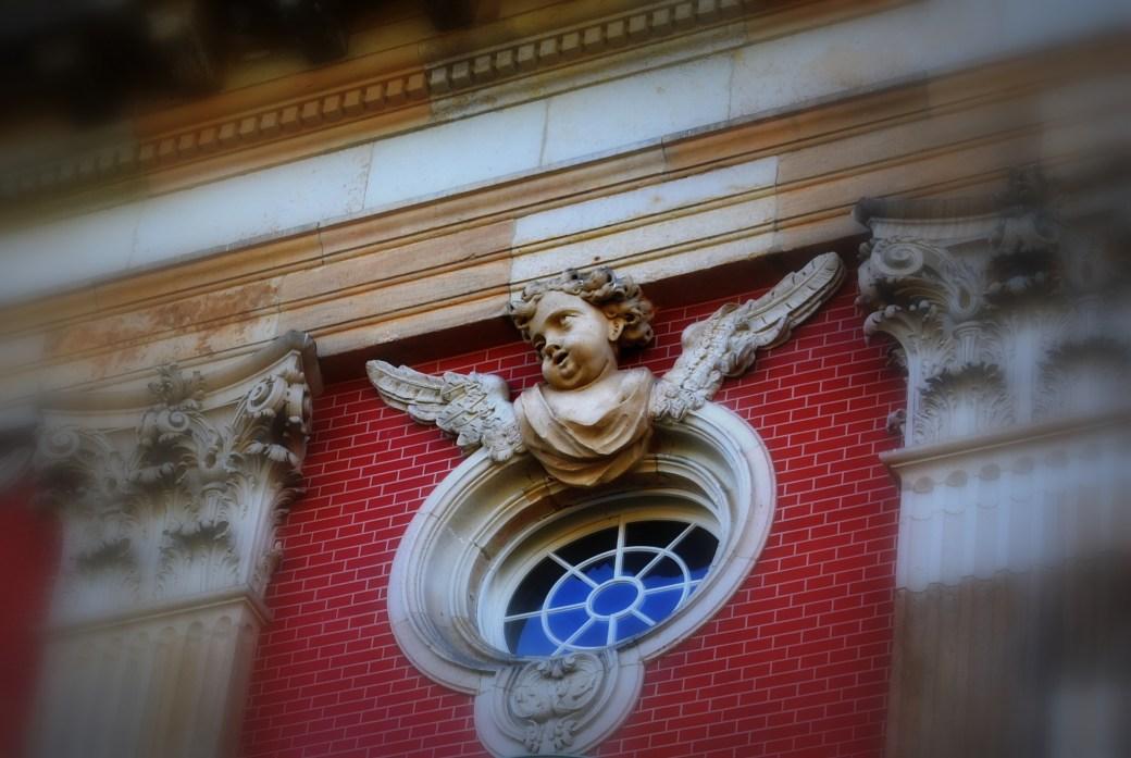 Hausstuck Engel