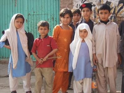 afghanische Kinder