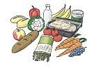 Leichte Sprache: Gesunde Lebensmittel