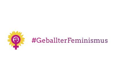 Titelbild #GeballterFeminismus