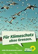 Plakat Klimaschutz ohne Grenzen