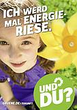 Plakat Ichwerde mal Energieriese - und du?