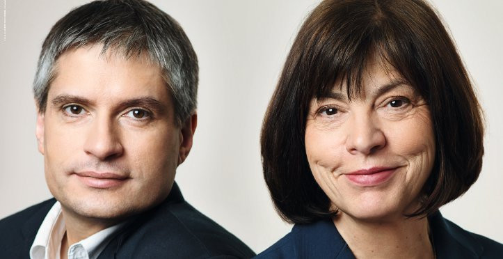 Spitzenduo: Sven Giegold & Rebecca Harms