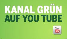 Kanal Grün auf Youtube