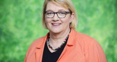 Bundestagsabgeordnete Kordula Schulz-Asche