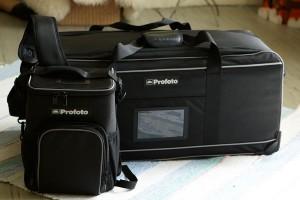 Profoto D1 Triple Kit Air & Profoto Batpac
