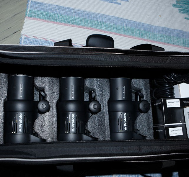 Profoto D1 Triple Kit Air