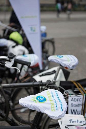Stadtradeln Fahrräder