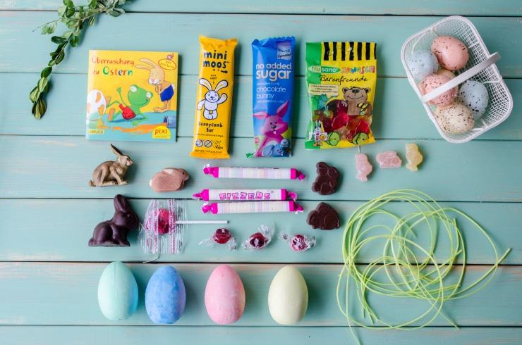 Vegane Osterprodukte für Kinder