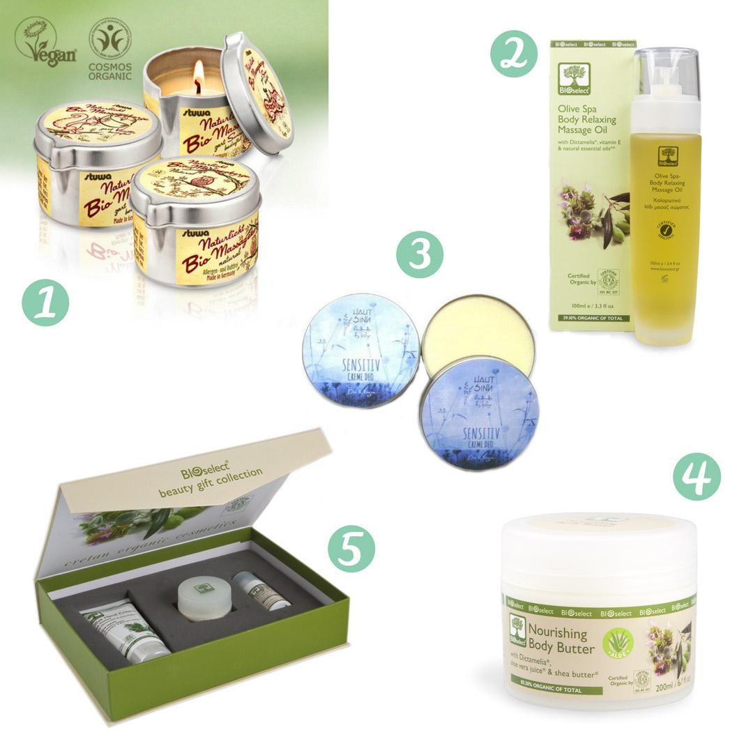 Geschenkideen für (werdende) Mütter - Grünspross