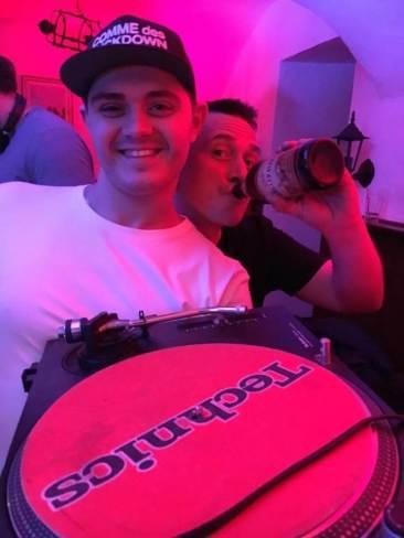 DJ Goblin. Company Slow. Frankenburger. Live Hip Hop. Bratwurst Rap. Coburg.