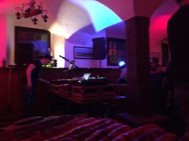 Rolf Royce und die Wörschd. Company Slow. Frankenburger. Live Hip Hop. Bratwurst Rap. Coburg.