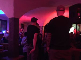 Stageview 2. Company Slow. Frankenburger. Live Hip Hop. Bratwurst Rap. Coburg.