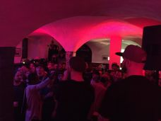 Crowd 2. Company Slow. Frankenburger. Live Hip Hop. Bratwurst Rap. Coburg.