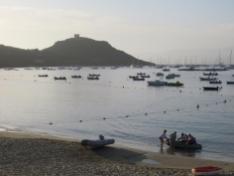 Débarquement Oniris à CampoMoro