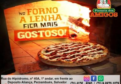 Pizzaria dos Amigos ...