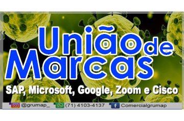 SAP, Microsoft, Google, Zoom e Cisco JUNTOS CONTRA O COVID-19