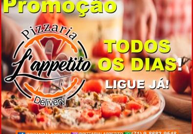 Pizzaria L'app...