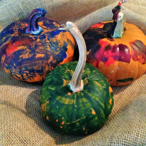 Toddler Pumpkin Arts & Crafts