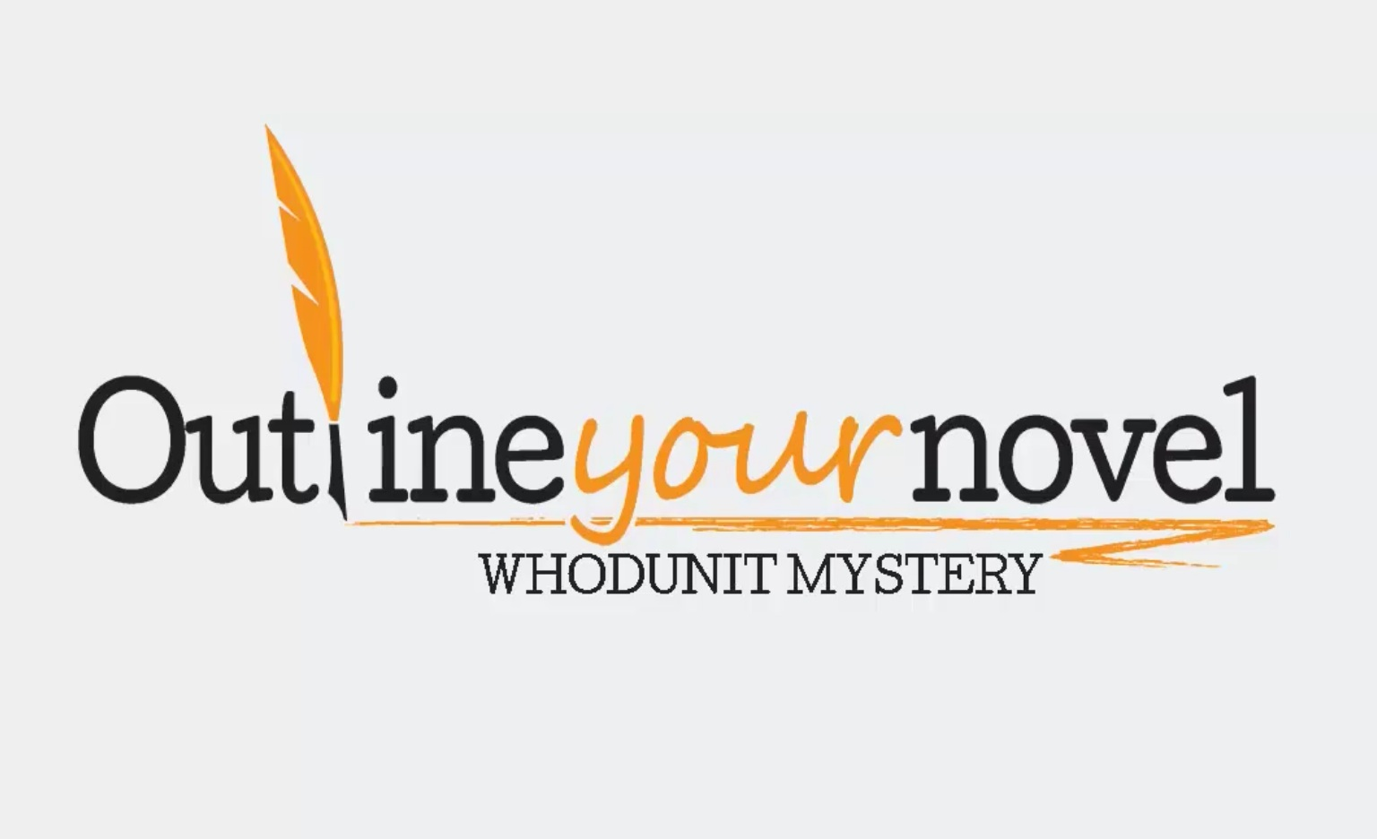 Learn To Outline Your Own Mystery Novel By Michael M