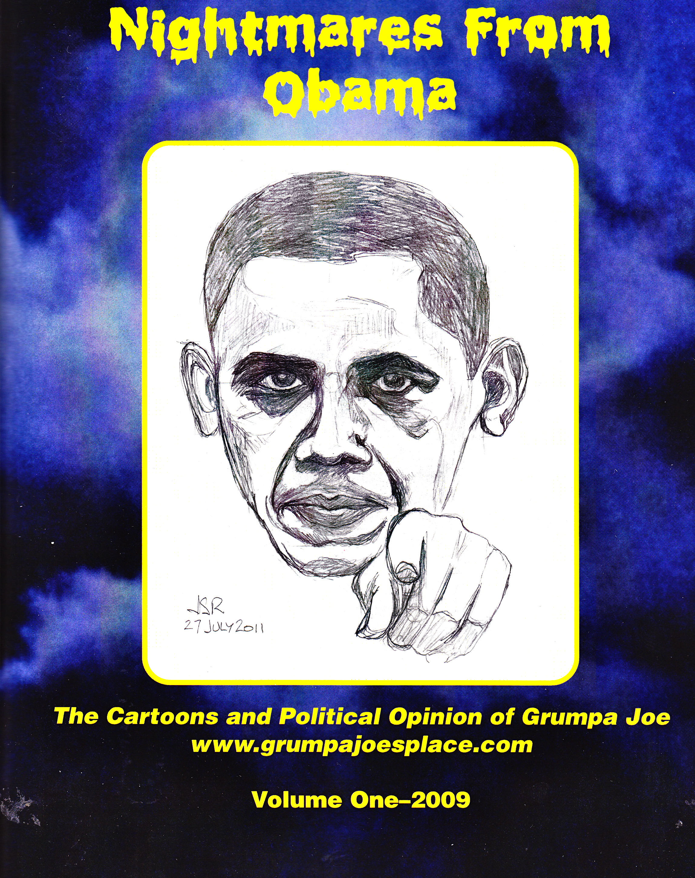 A Grand OpportunityNightmares from Obama  Grumpa Joes Place