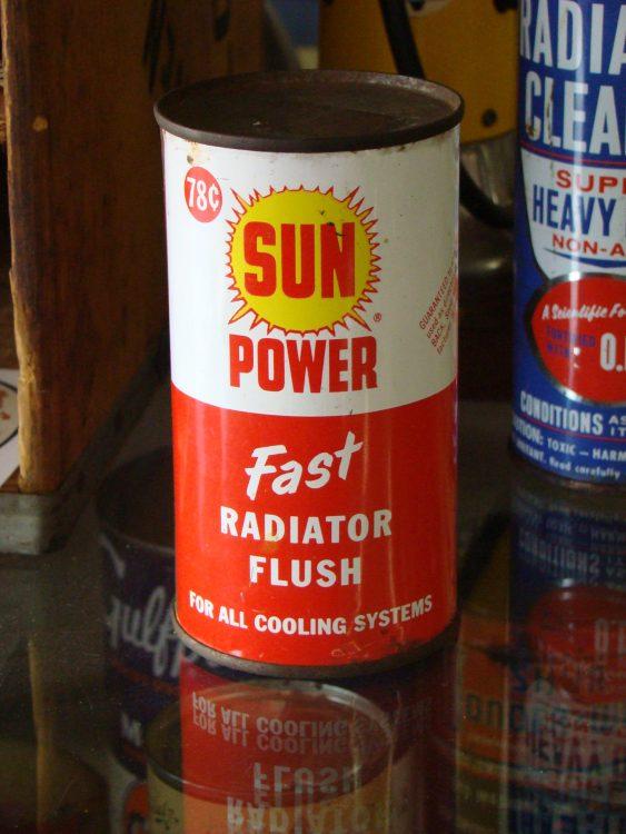 SUN Power Fast Radiator Flush, New Old Stock