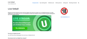 live fotball Top Betting Affiliate Sites