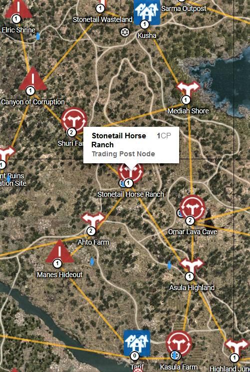 Black Desert Online Map : black, desert, online, Mythical, Arduanatt:, Dream, Horse, GrumpyG