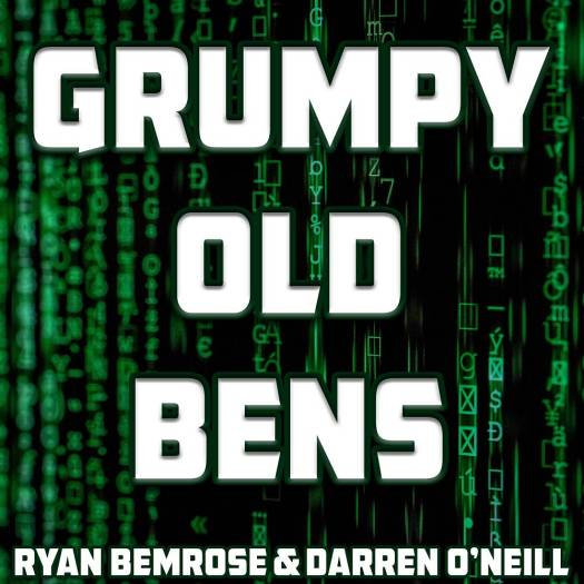 Grumpy Old Bens - Episode #3 - Cashless