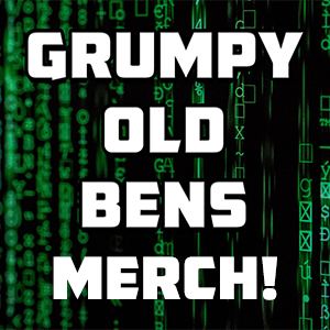 Grumpy Old Bens Merch