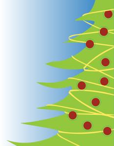 christmas tree, christmas background, christmas decorations