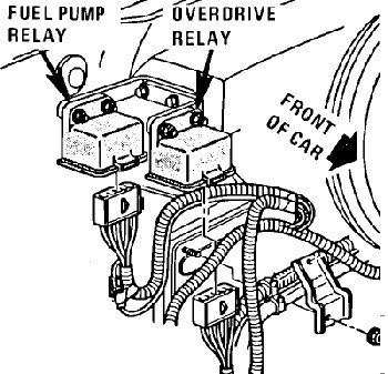Fuel Pump Wiring As Well 1991 Buick Lesabre Blower Wiring