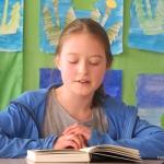 Lesekönigin Klasse 4: Marieke