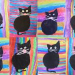 Schon Die Kleinste Katze Ist Ein Meisterwerk Grundschule Huthum
