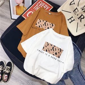 T-shirt streetwear good day
