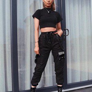 Pantalon streetwear - Rock more