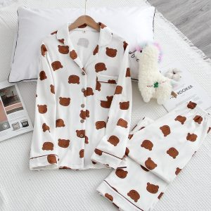 Pyjama kawaii - Petit ourson