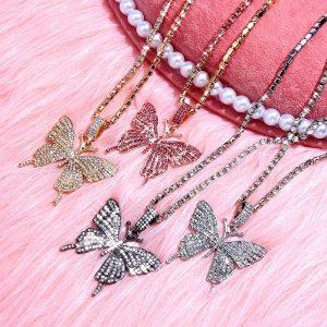Collier aesthetics - Papillon