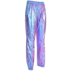 Pantalon vsco girl - Brillant