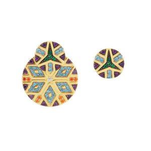 Boucles d'oreilles aesthetic - Colors