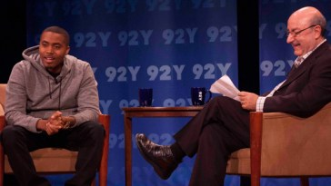 Nas at 92Y with Anthony DeCurtis