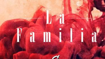"Earbutter cover art for remix of Kevin Gates' ""La Familia"""