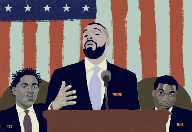 State of the Rap Union