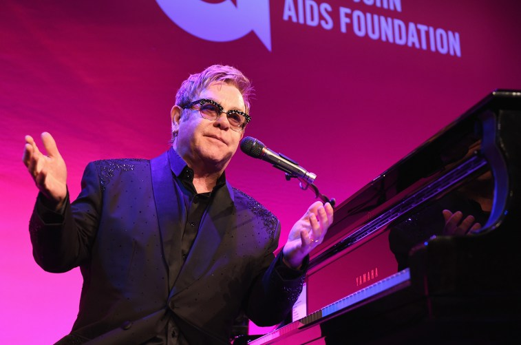 Elton John AIDS Foundation's 13th Annual An Enduring Vision Benefit - Show