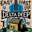 Delta Deep's cover art for 'East Coast Live'