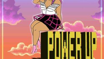 Suzi Analogue's 'POWERUP Mix' cover art