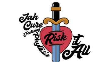 Nah Cure's cover art for Risk It All featuring Phyllis Ross