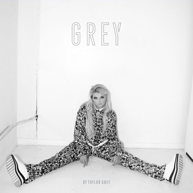 Taylor Grey's 'Grey' EP cover art