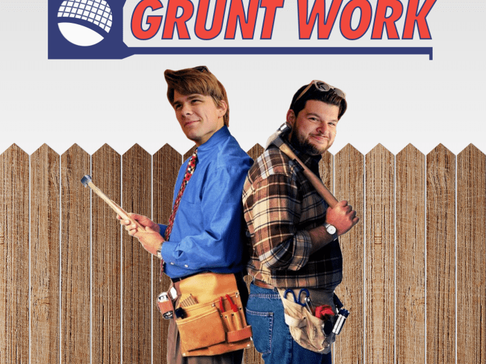 Grunt Work Podcast | Cover Art
