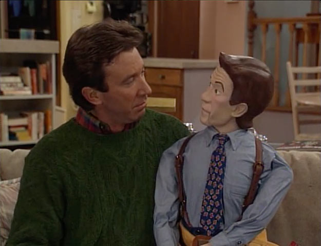 Love Is a Many Splintered Thing (1993) | Home Improvement